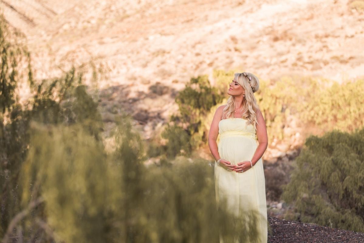 Fotogrāfs Ceļojumu Labākā Dāvana Sievai Tenerife Fotosesija Pāru Grūtniece