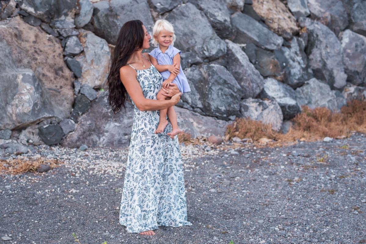 Fotosesija Gimenes Foto Dāvana Mammai Meitai Labākā Tenerife Juras