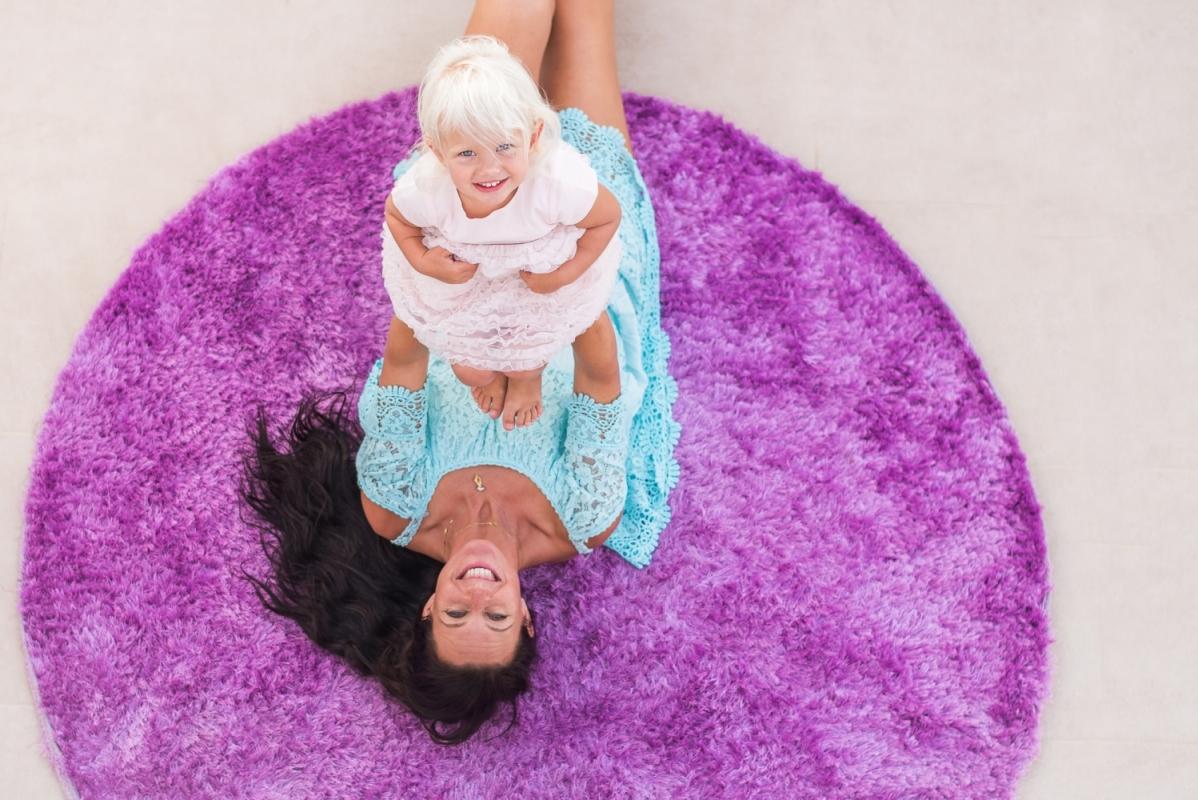 Fotosesija Mamma Meita Dāvana Labākā Bērnu Ģimenes Fotogrāfs