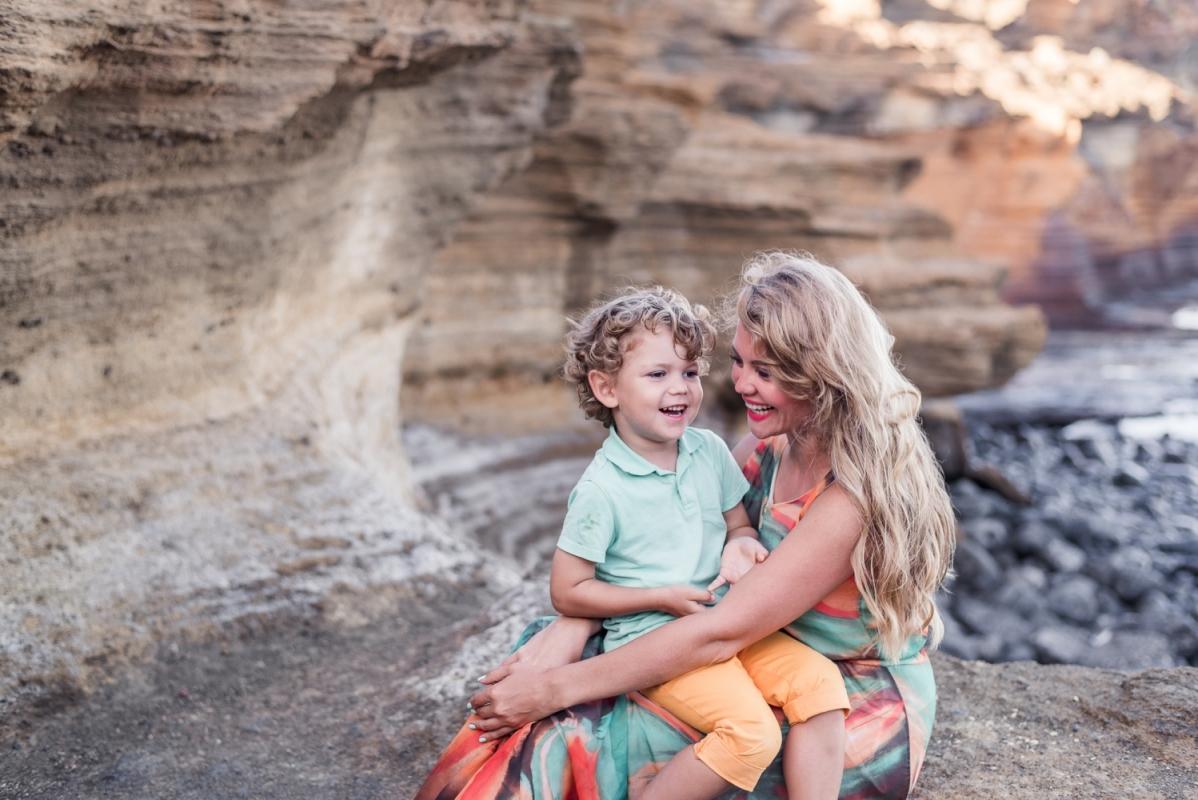 Ģimenes Bērnu Fotosesija Dāvana Mātes Tēva Dienā Labākā Fotogrāfs
