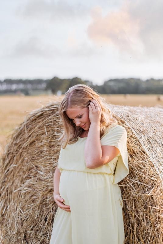 Vasaras Grūtniecības Grūtniece Punča Fotosesija Tērpu Noma Kleita Vasarīga
