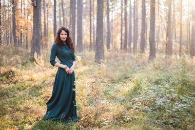 Skaista Fotosesija Foto Rudensgrāfs Cena Laba Dāvana Sievietei Sievai